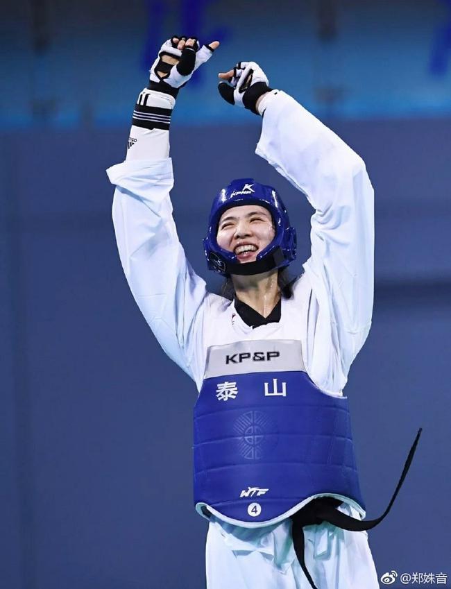奥运冠军郑姝音闯入世锦赛决赛 将与夙敌争取冠军