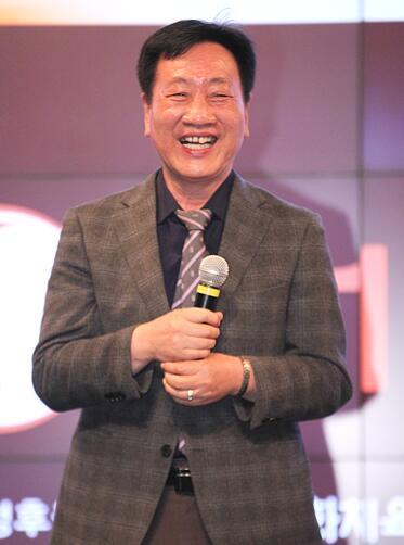 ▲ 朴元太,首尔富光药业队团长