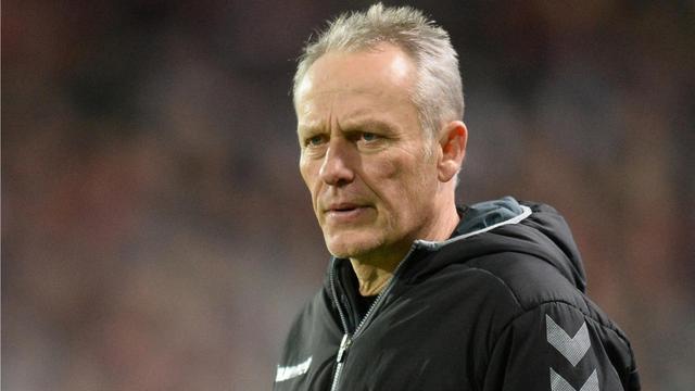 弗赖堡主教练施特赖希