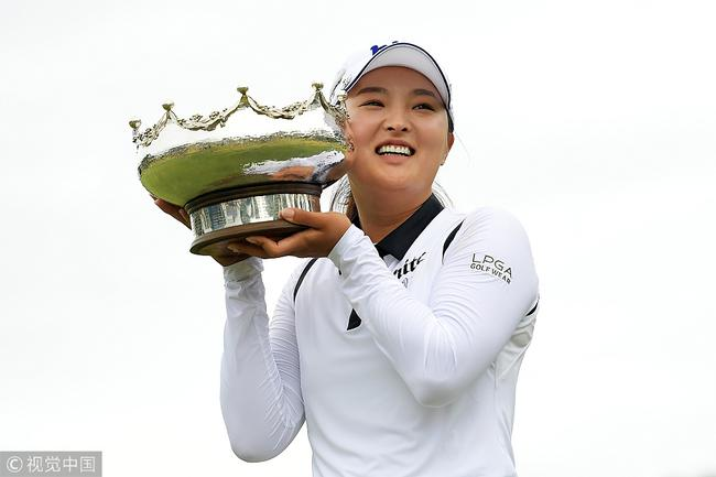 高真荣赢得LPGA第二冠