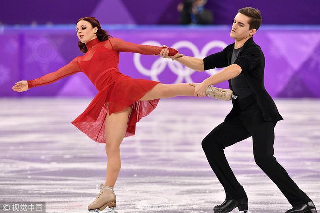 冬奥会冰舞自由舞