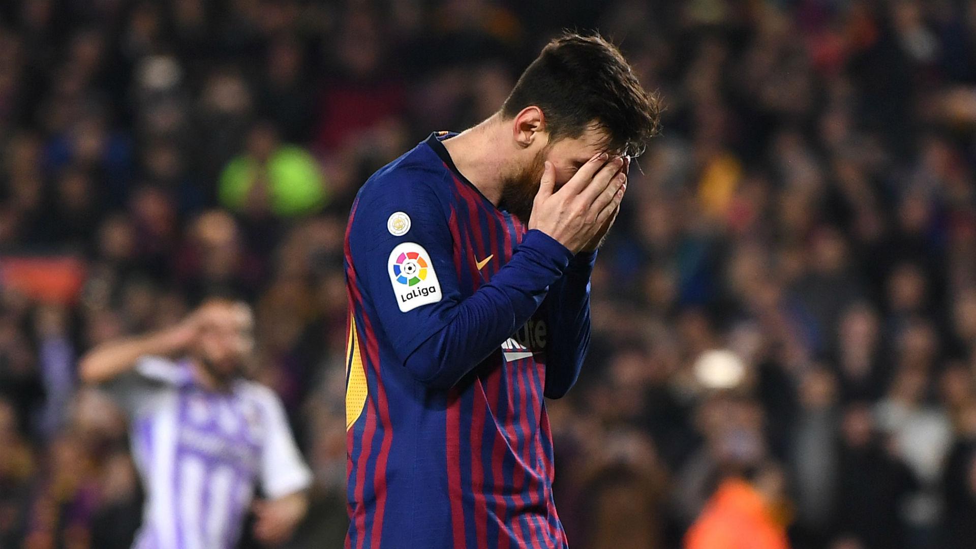 梅西点球罚失 巴尔韦德不担心:他是最安全的选择