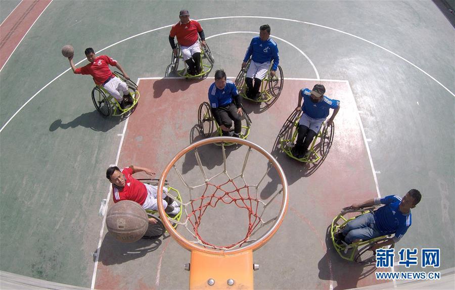 新中国残疾人体育的成就与辉煌:自强不息 共筑