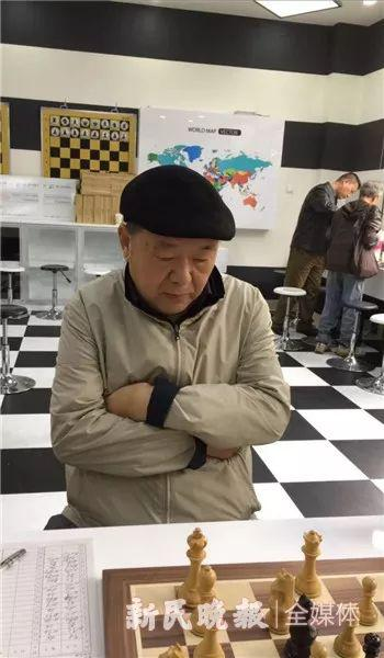 访林峰国象图书馆名誉馆长:有时偏执也是值得