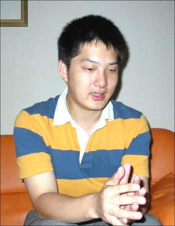 韩媒体专访常昊 中国围棋超越韩国不会太遥远