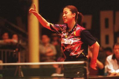 首届:强者女乒世俱杯滑板的v首届oppo图文图片