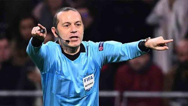 巴萨欧冠主裁确定!上赛季吹罚巴萨被利物浦逆转