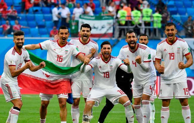 伊朗全力冲冠