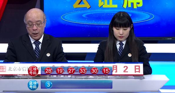 [公益彩票]姜山双色球第20020期:蓝球关注2路码