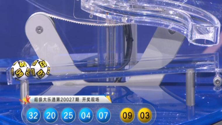 [公益彩票]成毅大乐透第20028期:前区双胆20 35