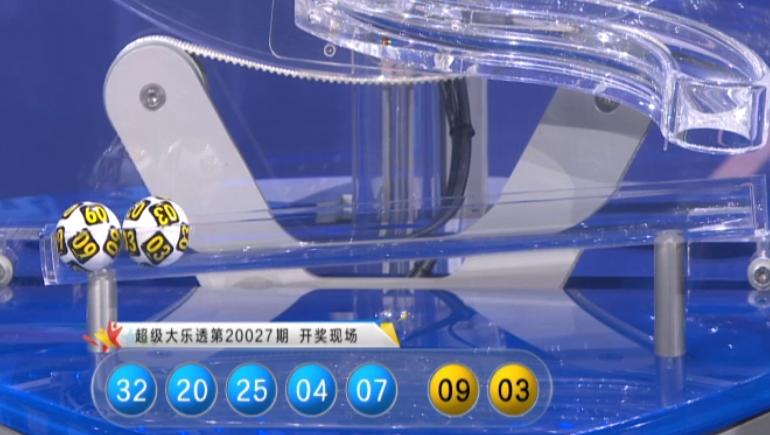 [公益彩票]暗皇大乐透第20028期:龙头关注5尾