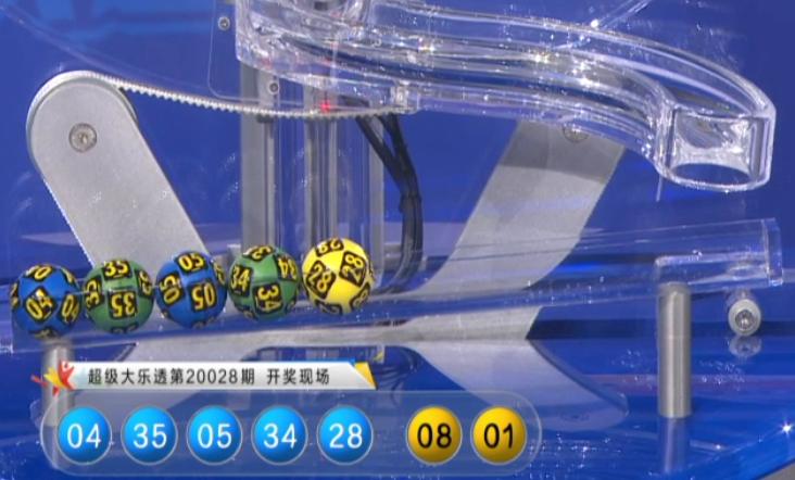 [公益彩票]成毅大乐透第20029期:前区1路尾号04 34