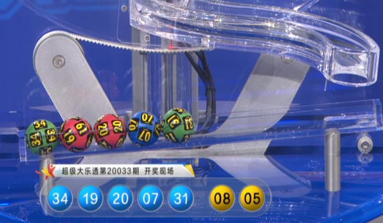 [公益彩票]海天大乐透第20034期:后区温码组合