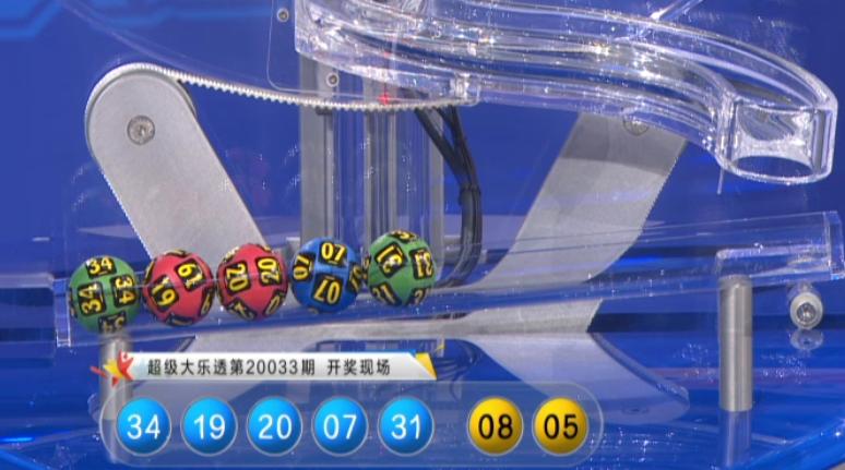 [公益彩票]程远玄大乐透第20034期:首尾间距31