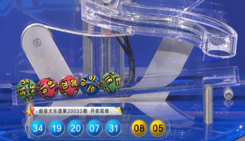 [公益彩票]老白大乐透第20034期:前区奇数猛烈