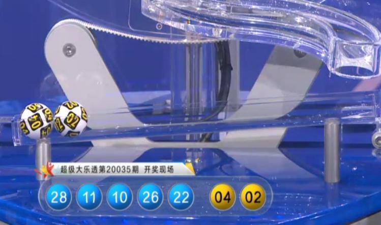 [公益彩票]成毅大乐透第20036期:后区关注03 07