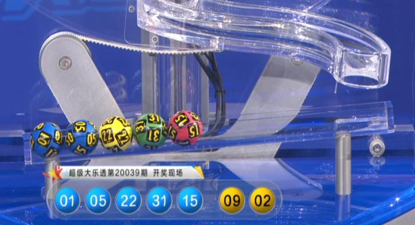 [公益彩票]程远玄大乐透第20040期:前区胆05 08