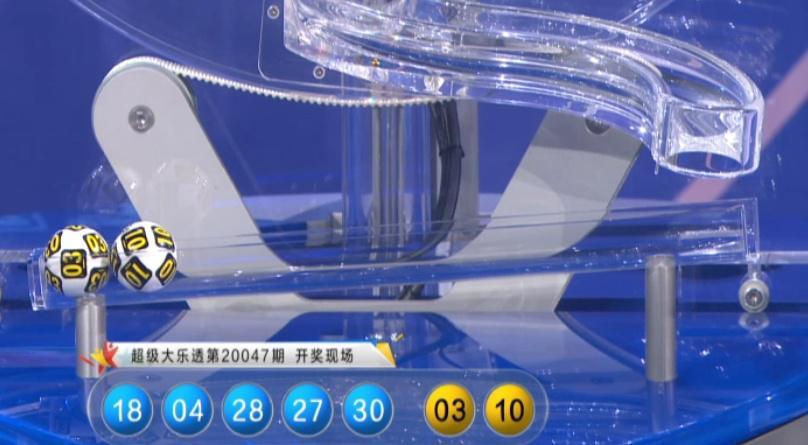 [公益彩票]胜九天大乐透第20048期:龙头温冷码