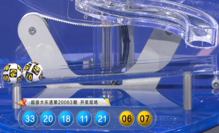 [公益彩票]成毅大乐透第20064期:凤尾参考23