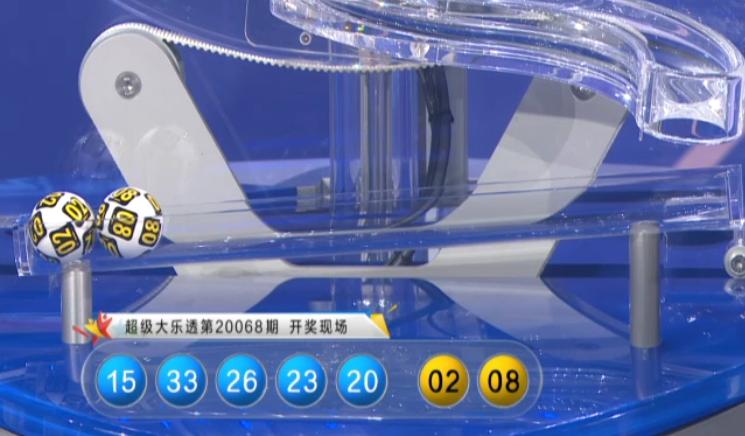 [公益彩票]成毅大乐透第20069期:后区两码03 04