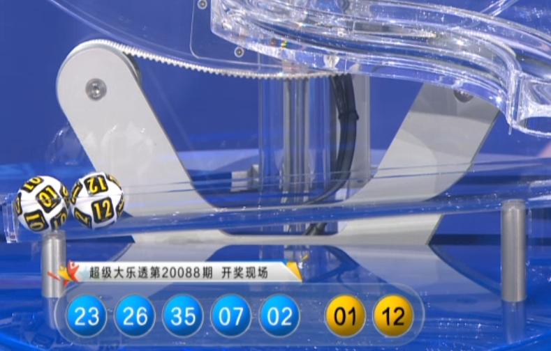 [公益彩票]梁公子大乐透第20089期:后区单挑07 12