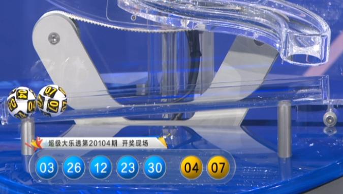 [公益彩票]老白大乐透105期预测:后区偶数02 08