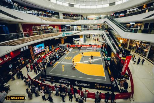 十二级风队称雄3X3黄金联赛合肥站 合肥融创文旅城上演三人篮球盛宴