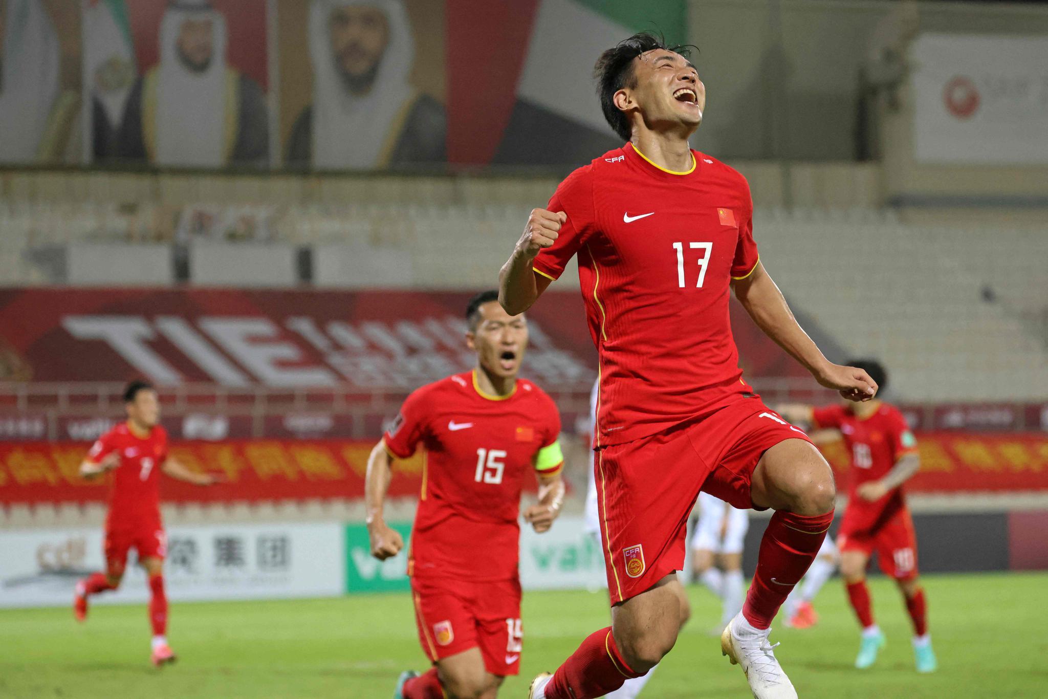 国足需要放平心态,通过比赛提升经验。