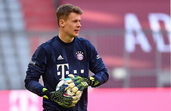 努贝尔接近租借离队 拜仁想签奥尔特加顶替他
