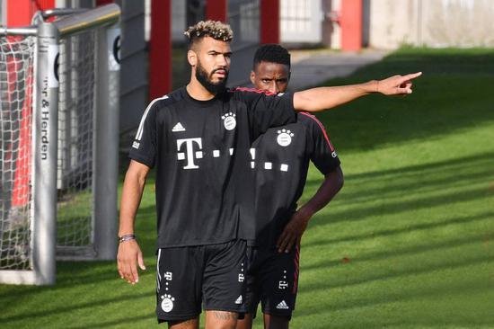 舒波莫廷今天缺席训练 可能错过德国杯比赛