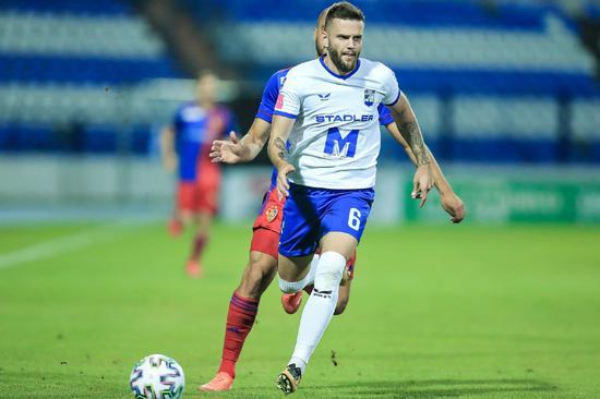 迈斯托罗维奇表示,中超的薪水吸引了他。