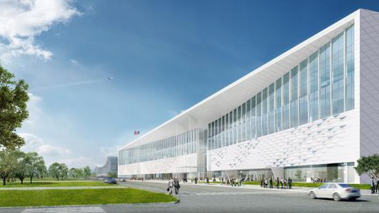 节俭办赛!冬奥会主新闻中心和国际广播中心合并