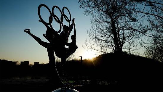 国际奥委会官网图片