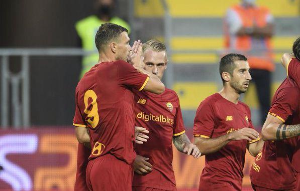 罗马5-2连胜