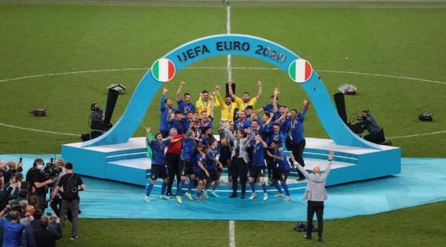 意大利夺冠