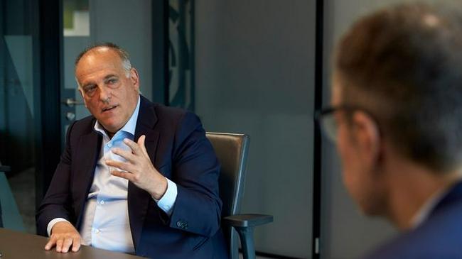 西甲主席:巴黎不卖姆巴佩不可理喻 财政控制已失败