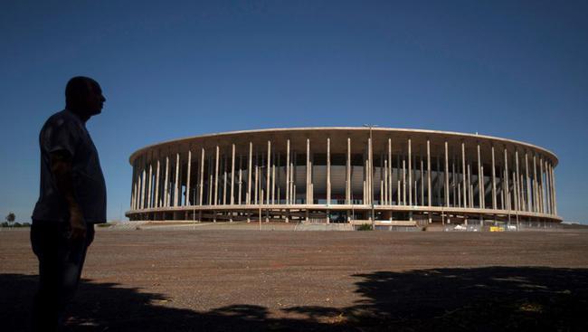 巴西最高法院许可接手美洲杯  全部比赛空场进行