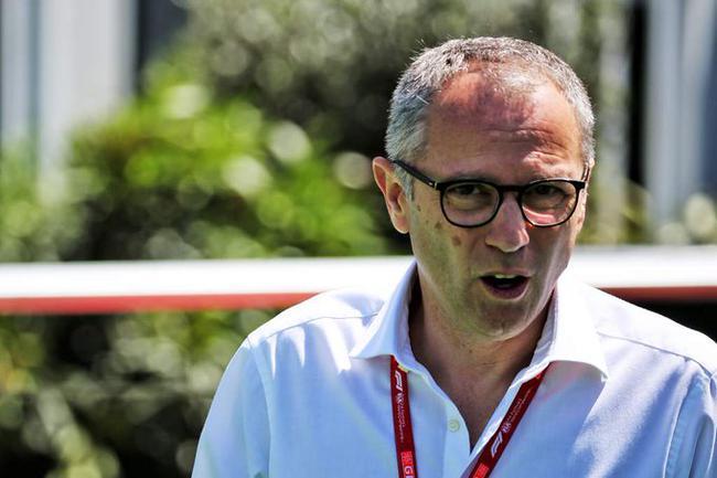 F1新任CEO多梅尼卡利