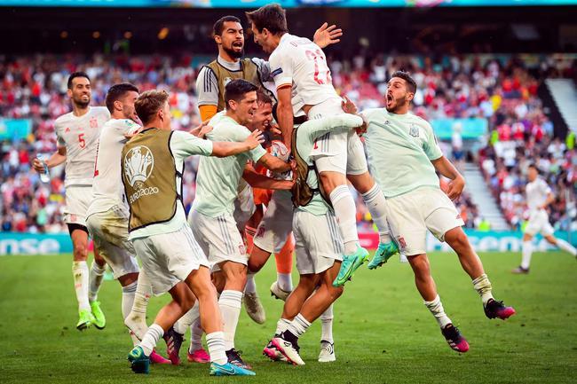 欧洲杯这一夜太疯狂了