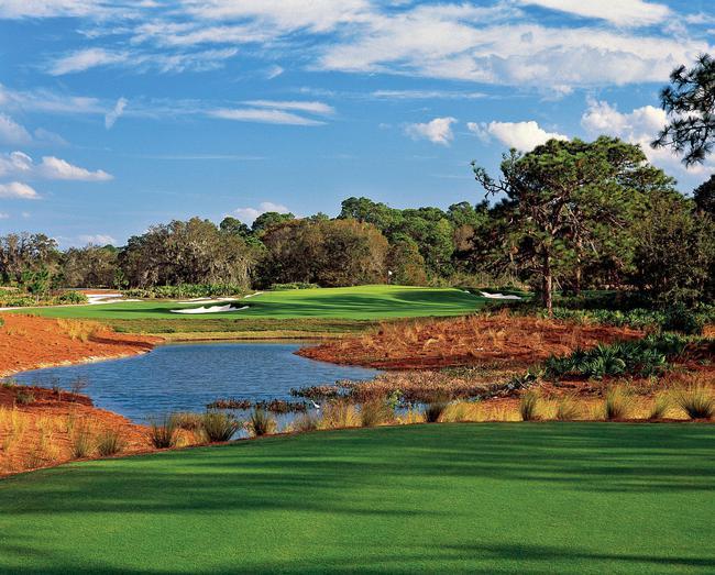 佛罗里达州布雷登顿的谦让高尔夫俱乐部